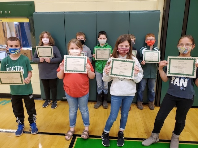Grade 4 Honor Roll