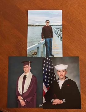 John Eastman ('19) Graduated from Great Lakes Naval Training Center