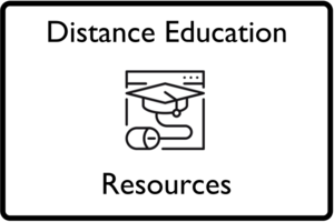 Distance / Remote Learning Resources