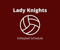 Volleyball Schedule