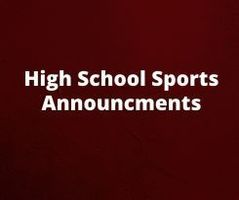 Athletic Awards Rescheduled/Baseball and Softball Begins Monday
