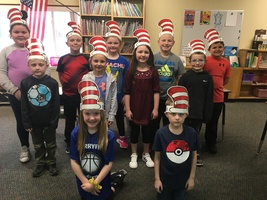 Dr. Suess's Birthday