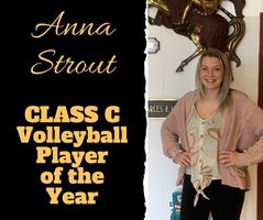 CLASS C VOLLEYBALL PLAYER OF THE YEAR
