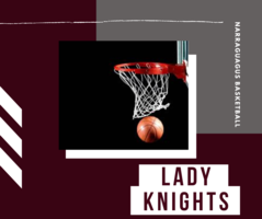 LADY KNIGHTS PLAY @ 4:30/6:30 TONIGHT