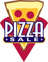 PIZZA FUNDRAISER IN TIME FOR THE SUPER BOWL