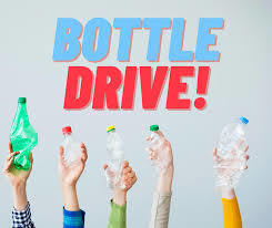 DROP OFF BOTTLE DRIVE