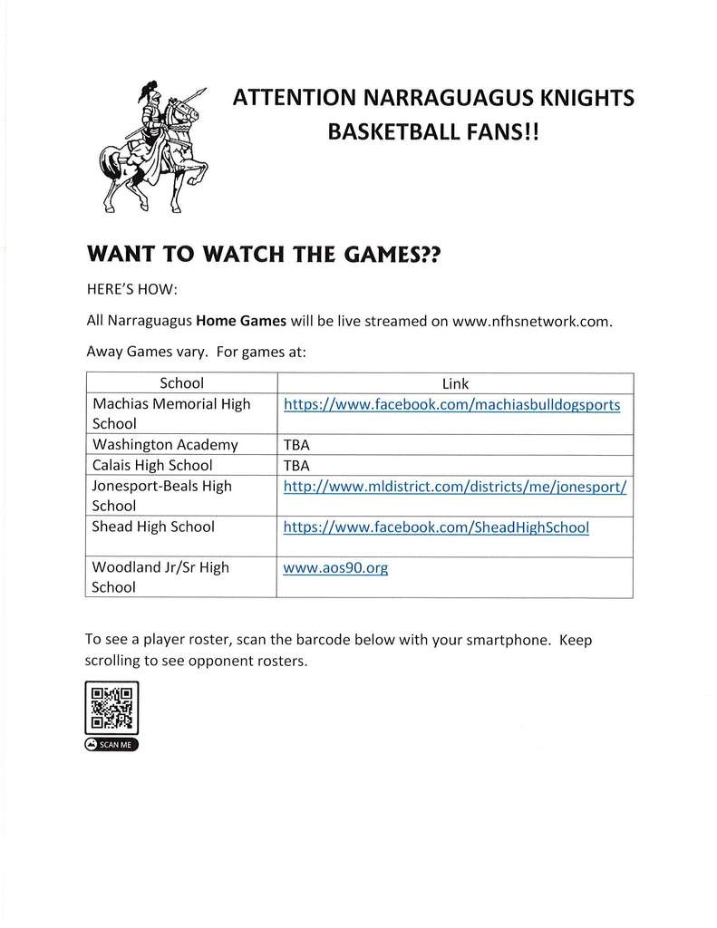 WATCH THE GAMES