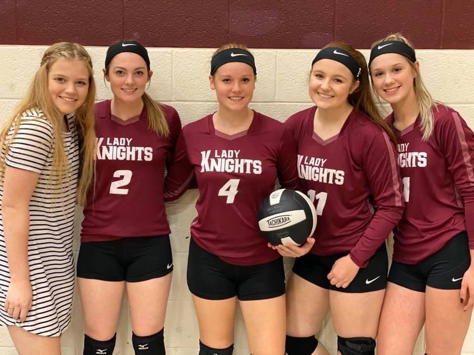 Senior Volleyball 2019