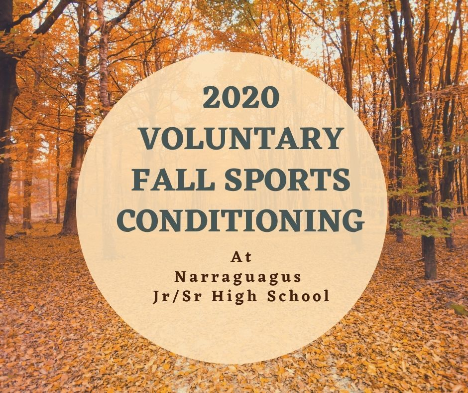 VOLUNTARY FALL SPORTS CONDITIONING