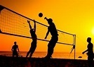 Jr High Intramural Volleyball