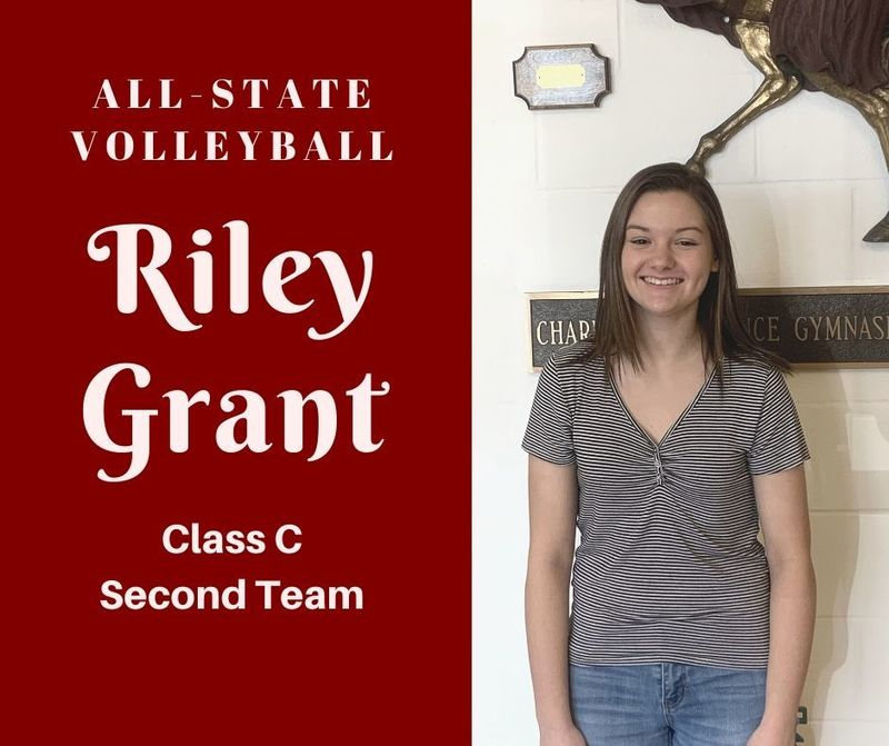 ALL-STATE VOLLEYBALL HONORS